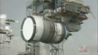 Bird Strikes Jet Engine