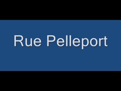 Rue Pelleport Paris Arrondissement  20e