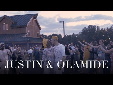 Justin & Olamide - A Wedding Video