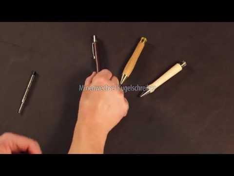Minenwechsel Kugelschreiber