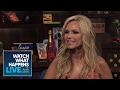 Sizzling Moment #2: Denise Richards Gives Andy a Lap Dance | WWHL
