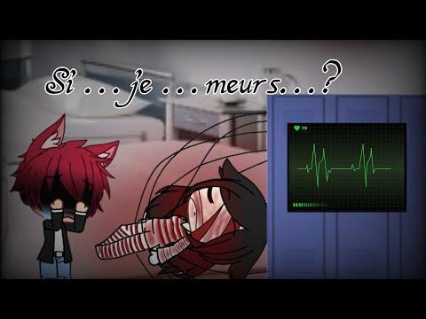 """""""Si...je...meurs....?""""(GLMM)...(gacha Life triste...) inspiré d'une gachatubeuse que j'admire 😍😍😍"""