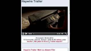 TrailerSeite YouTube video