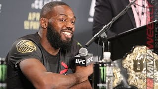Jon Jones Gets the Slow Clap at UFC 197 Post-Fight Press Conference (Full Comments) by MMA Weekly