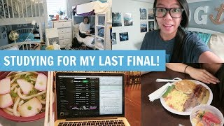 June 15th 2017I am about to take my last final here at UCLA! After this I'll be done with my undergraduate career! This is so incredibly scary but exciting! I'll be vlogging all the studying and preparation I'm doing for the test! I hope you all like this study vlog! Thank you all so much for watching and I hope you subscribe to be a part of the #infinityfam and I'll talk to you all in the next vlog!XOXOCindy♥ Watch my previous vlog - https://www.youtube.com/watch?v=4tBtrZRc-hc♥ Subscribe to my main channel - https://www.youtube.com/user/infinitelycindyFOLLOW ME ON SOCIAL MEDIA♥ Instagram - http://instagram.com/infinitely_cindy♥ Infinity Family Instagram - http://instagram.com/cindysinfinities♥ Twitter - https://twitter.com/infinitelycindy♥ Snapchat - infinitelycindy♥ Fyuse App - infinitelycindy ♥ Soundcloud - https://soundcloud.com/infinitelycindy♥ Infinity Family Instagram - https://www.instagram.com/cindysinfinities/♥ PO BOX (Valid from August 2016-September 2017)Cindy Thai2355 Westwood Blvd #879Los Angeles, CA 90064♥ For business inquiries -- infinitelycindy(@)gmail.com♥ For business inquiries for my vlog channel -- infinitelyvloggin(@)gmail.com