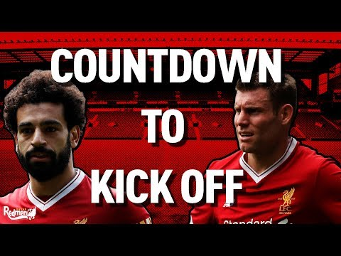 Liverpool V Roma | CL Semi Final | Countdown To Kick Off LIVE