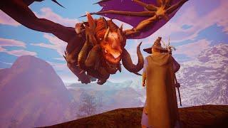 Новый трейлер Citadel: Forged with Fire посвящен приручению драконов