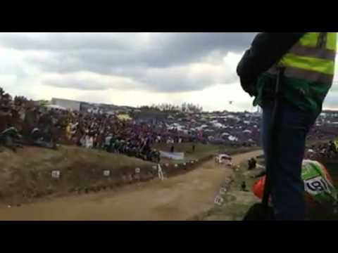 Kris Meeke Big Jump - Fafe Rally Sprint 2014