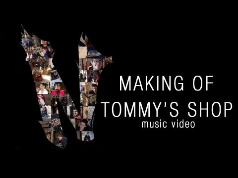 Mr. N - Tommy's shop - Making Of