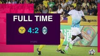 Video Ceres Negros Vs Yangon United Highlights  (9.5,2018) MP3, 3GP, MP4, WEBM, AVI, FLV November 2018
