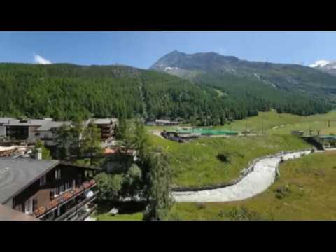 Video of Hotel Bristol Saas Fee