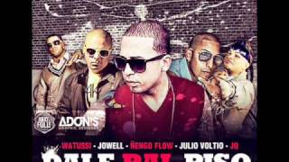 SIGUEME: http://twitter.com/_FlowNew  http://facebook.com/ReggaetonMvnt Dale Pal Piso Remix [Original] - Watussi Ft. Jowell, Ñengo Flow, Voltio & JQ ►NEW ® ...