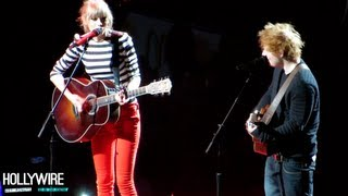 Taylor Swift & Ed Sheeran Duet Goes Wrong  -   Everything Has Changed