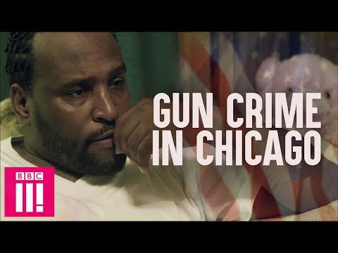 Gun Crime In The USA Life And Death In Chicago
