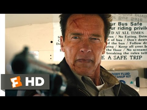 The Last Stand (7/10) Movie CLIP - I'm the Sheriff (2013) HD