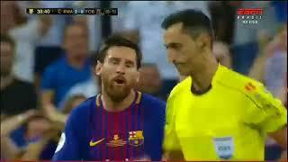Real Madrid 2 x 0 Barcelona Melhores Momentos Super Copa da Espanha