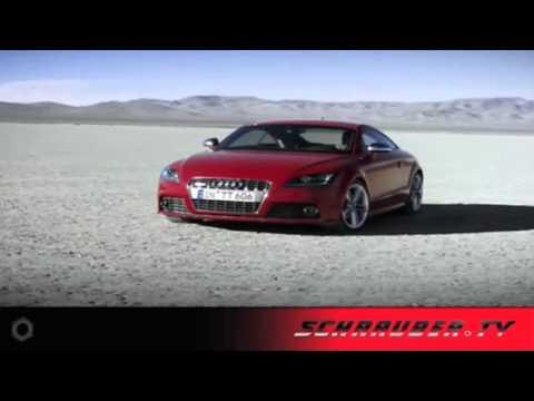 Audi TTS - Der Audi TTS Coupé Der TTS, das Topmodell der TT-Baureihe, ist der Sportwagen von Audi in der kompakten Klasse. Sein Zweiliter-TFSI...