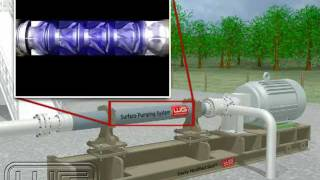 Wood Group - Surface Pumping System 3D Animation