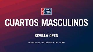 Cuartos de Final Masculinos Sevilla Open 2017 | World Padel Tour