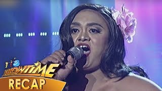 Video It's Showtime Recap: Miss Q & A contestants in their wittiest and trending intros - Week 6 MP3, 3GP, MP4, WEBM, AVI, FLV April 2019
