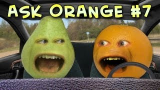 Video Annoying Orange - Ask Orange #7: FUS RO DAH! MP3, 3GP, MP4, WEBM, AVI, FLV Oktober 2017
