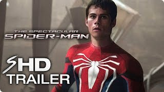 THE SPECTACULAR SPIDER-MAN Teaser Trailer Concept #1 - Dylan O'Brien Multiverse Marvel Sony