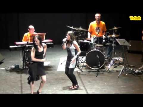 Raquel Anguita, Concierto de Lydia Torrejón al Teatre de Salt-Girona-