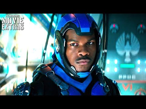 PACIFIC RIM UPRISING | All release clip compilation & trailers (2018)