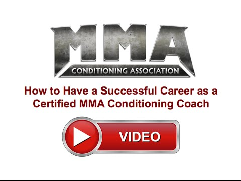How to Become a Successful MMA Fitness & Conditioning Coach