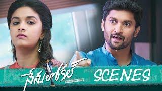 Video Nenu Local Movie - Love Proposal in College Scene  - Nani, Keerthy Suresh MP3, 3GP, MP4, WEBM, AVI, FLV September 2018