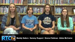 Zebra Shorts- State Swimmers Interviews