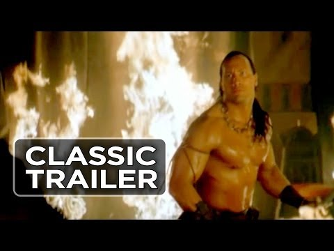 The Scorpion King: Rise of a Warrior Official Trailer #1 - Andreas Wisniewski Movie (2008) HD