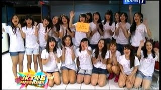 Nonton Jkt48 Missions   Ep 03  Full Segment    Trans7  13 07 07  Film Subtitle Indonesia Streaming Movie Download