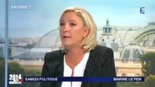 Video Le VRAI Nike ta mère de Marine Le Pen MP3, 3GP, MP4, WEBM, AVI, FLV Mei 2017