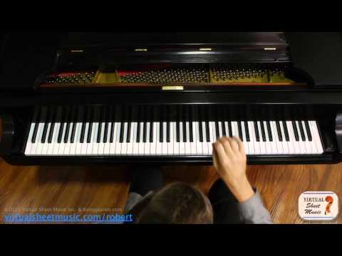 How to approach Octave-Tremolos on the piano