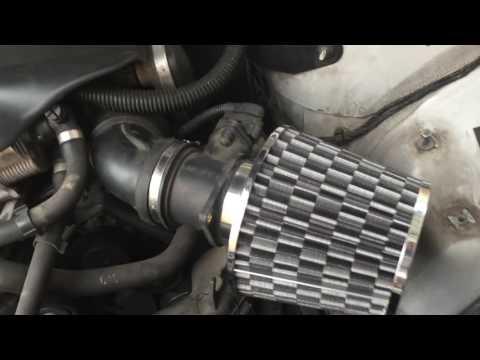Zamena filtera za vazduh i filtera kabine BMW E46 316ti