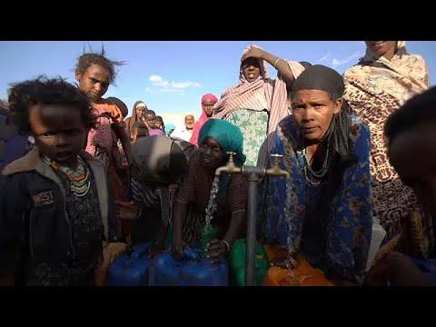 Η εκπομπή Aid Zone καταγράφει την ανθρωπιστική κρίση στην Αιθιοπία…