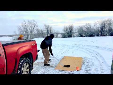 Canadian Skeet Shooting