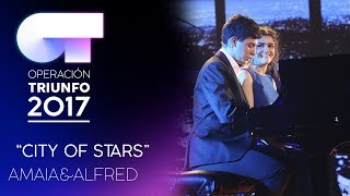 "Video ""City Of Stars"" - Alfred y Amaia 