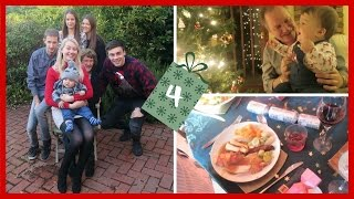 VLOGMAS DAY 4! Our family called 'Fake Christmas' where we pretend it's actually Christmas Day and have a jolly lovely time! Warning: features a VERY cute ba...