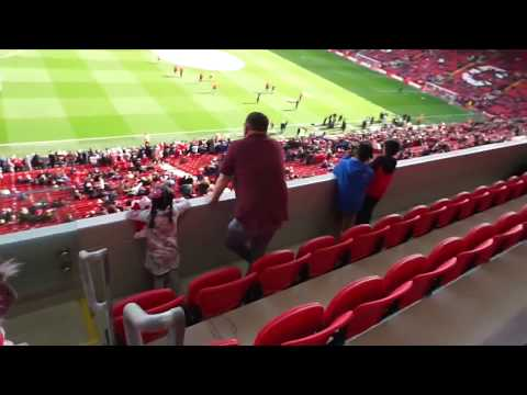 The Carlsberg Dugout Lounge At Anfield Review