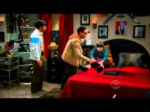 Big Bang Theory - Howard's Handjob