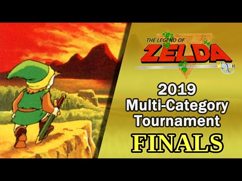 rooslugs vs JSR_. [Swordless] Finals Game [2] Zelda 1 Multi-Category Tournament 2019