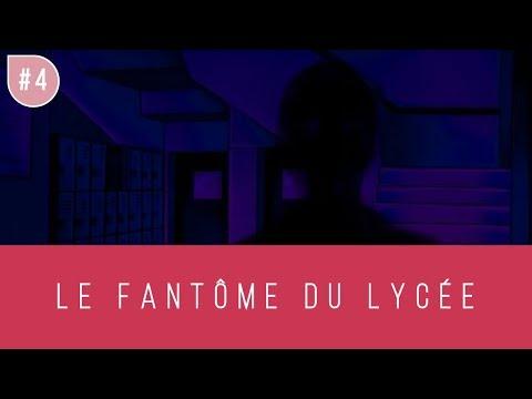 Amour sucré episode 4 le fantôme du lycée kythe