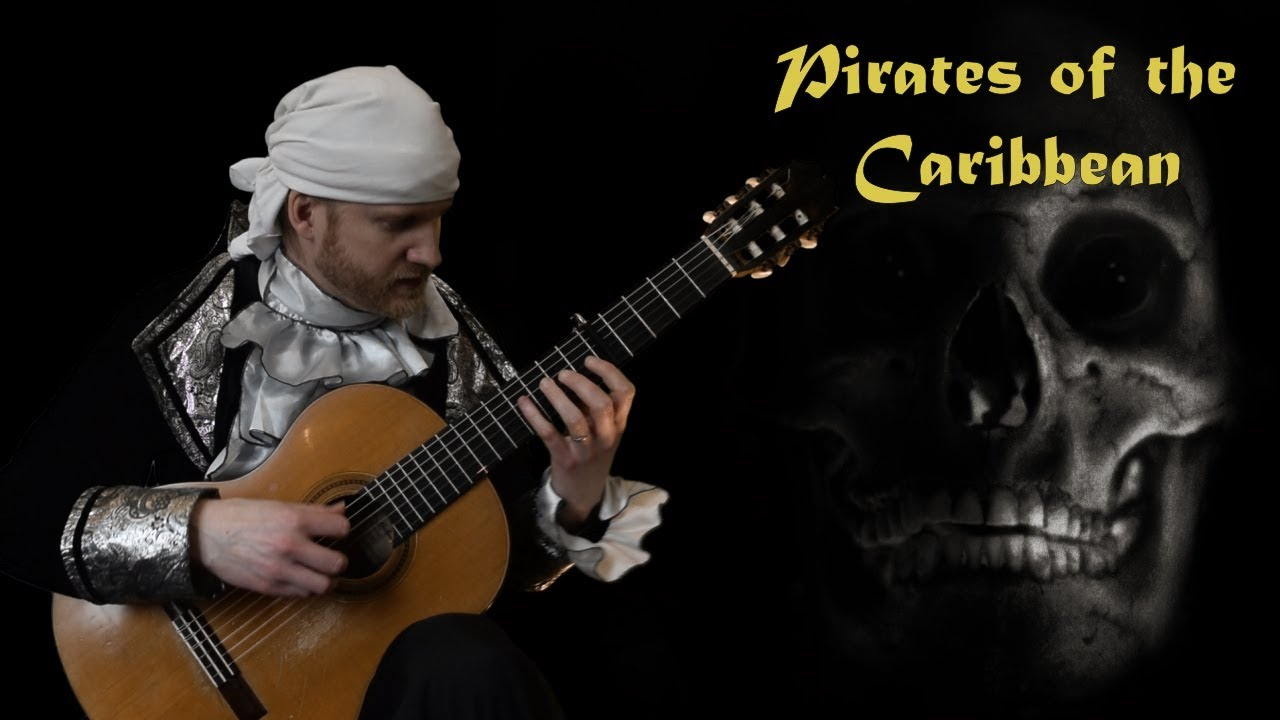 Davy Jones Theme – Pirates of the Caribbean (Acoustic Classical Guitar Fingerstyle Tabs Cover)