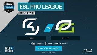 SK vs OpTic - ESL Pro League S7 Finals - map2 - de_dust2 [Anishared, SleepSomeWhile]