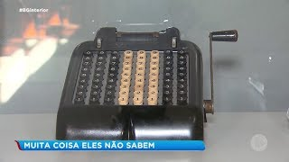 Exposição mostra curiosidades da tecnologia em Sorocaba