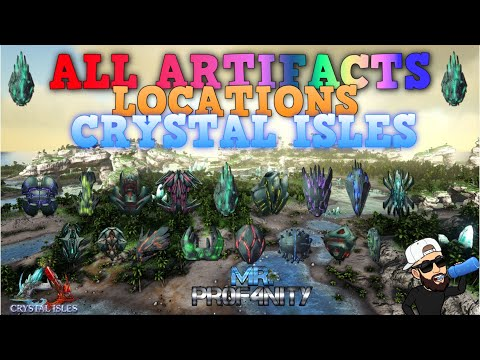 Ark Crystal Isles | All Artifacts Locations |Complete Resource Guide | Where to Find & How to Get