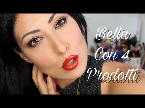 BELLA E SEXY CON 4 PRODOTTI MAKE-UP  MINIMAL MAGICAL NEVE COSMETICS