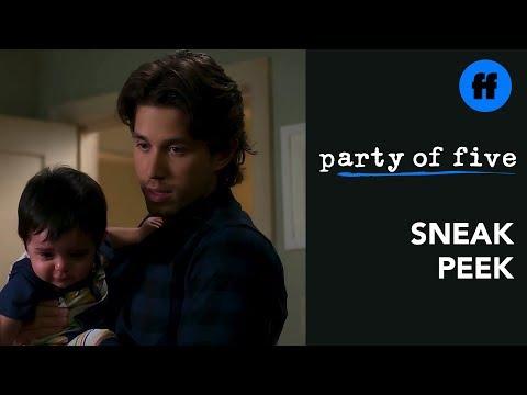Party of Five Season 1, Episode 5 | Sneak Peek: Rafa Gets Sick | Freeform